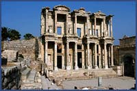 THE LIBRARY OF CELSUS AT EPHEUSUS